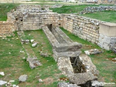 Parque Arqueológico Segóbriga-Monasterio Uclés;actividades para solteros madrid viajes montaña